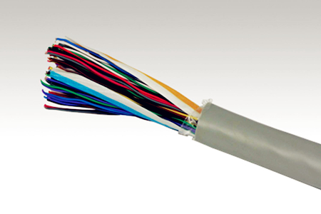 Flame-retardant Control Cable